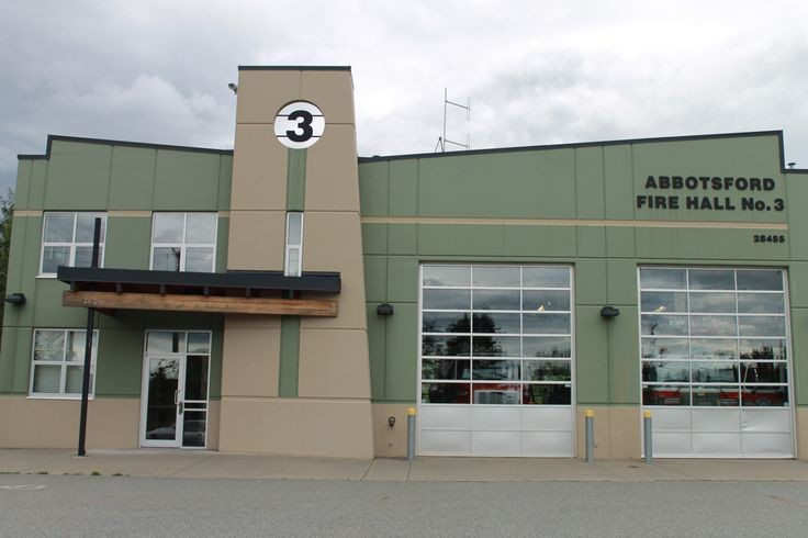 Fire Hall #3 Aberdeen Located at: 28465 Fraser Hwy, Abbotsford British Columbia