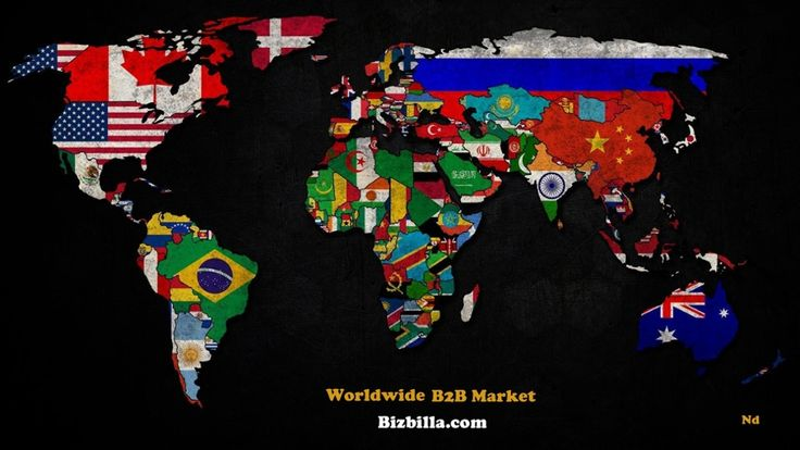 TOUCH this image: Worldwide B2B Market Place by brad