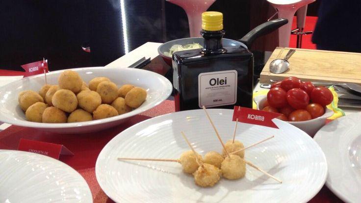 Nuestros Compañeros Olei en Alimentaria 2014