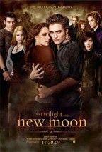 La saga Crepúsculo: Luna nueva <br><span class='font12 dBlock'><i>(The Twilight Saga: New Moon (Twilight 2) )</i></span>