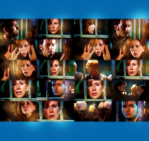 phaust:   Doctor: That's their song.Donna Noble: I can't hear it.Doctor: D'you want to?Donna Noble: Yeah.Doctor: It's the song of captivity.Donna Noble: Let me hear it.Doctor: Face me. Open your mind, that's it. [CLEAR, SAD SINGING] Hear it, Donna. Hear the music.Donna Noble: Oh…! [SINGING CONTINUES] Take it away.Doctor: You sure?Donna Noble: I can't bear it. I'm sorry.Doctor: That's OK.Donna Noble: But you can still hear it?Doctor: All the time.  Doctor Who - Planet of the Ood (s04e03)