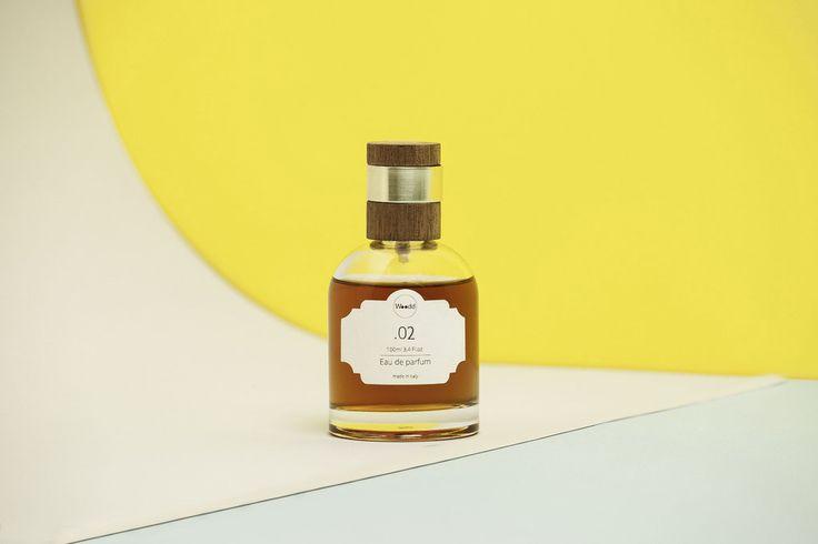 Eau de Parfum .02 // Wood'd #woodd