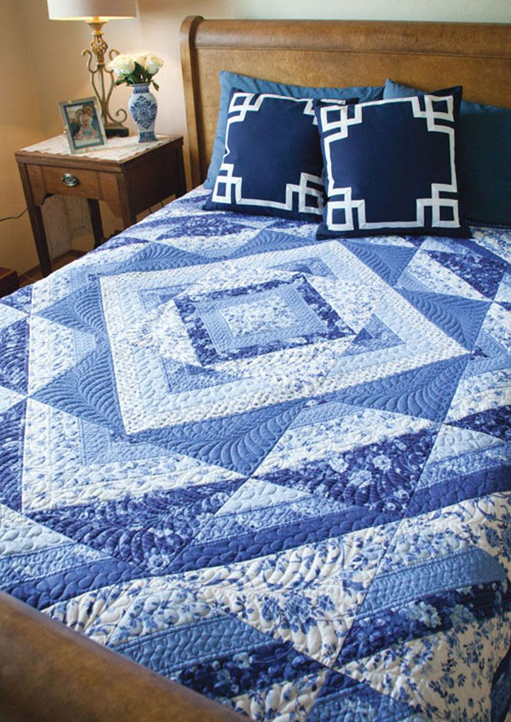 29 best king size quilts images on pinterest quilt block patterns quilt patterns and quilting. Black Bedroom Furniture Sets. Home Design Ideas