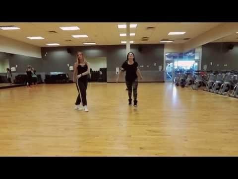 Cake Flo Rida- Dance Fitness Choreo by Ashley Nixon & Perla D. - YouTube