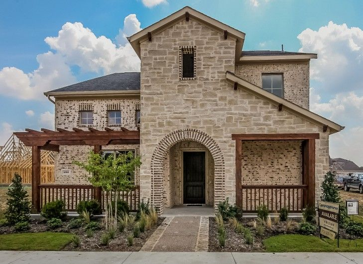 Linden - Viridian, Arlington TX | Suburban Real Estate, Luxury Home Builder