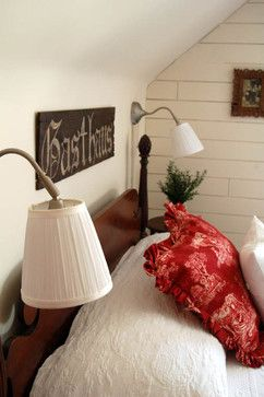 Miss Mustard Seed's Guest Room - eclectic - bedroom - other metro - Mustard Seed Interiors