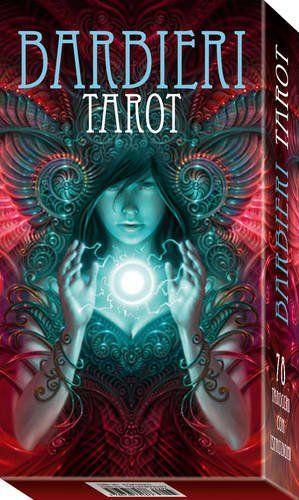Barbieri Tarot: 78 Full Colour Tarot Cards and Instruction Booklet