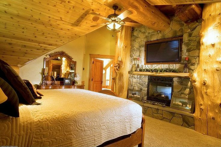 Rustic Master Bedroom Suites Future House Pinterest