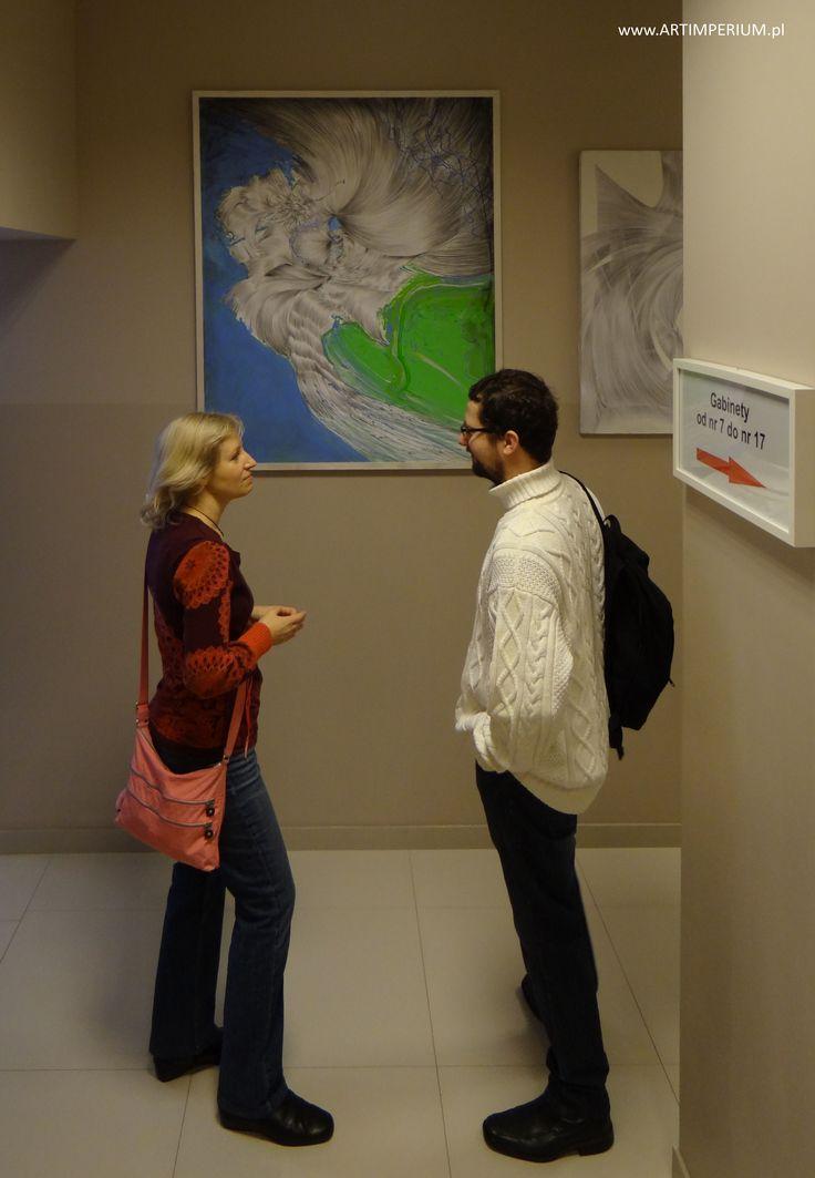 wystawa - Warszawskie Centrum Zdrowia