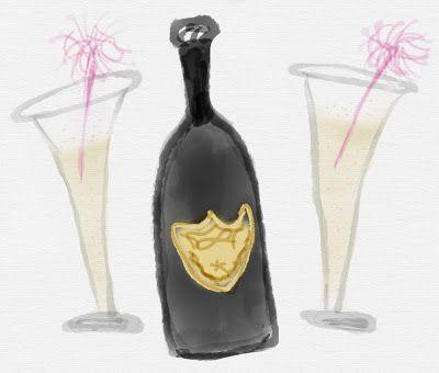 Champagne Love!: