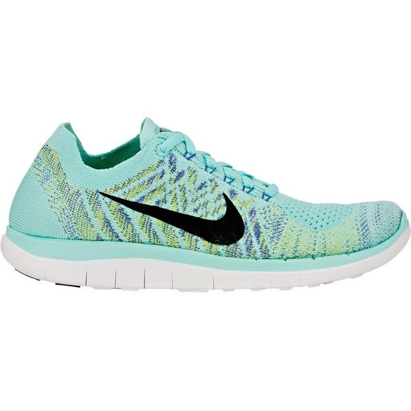 5ea53fd357b3 ... switzerland nike womens free 4.0 flyknit sneakers 155 cad liked on  polyvore featuring shoes sneakers zapatillas
