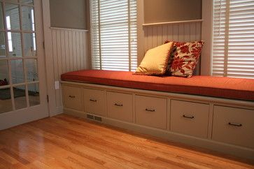 Window Seat Cabinet Designs Filing Cabinet Bench Design
