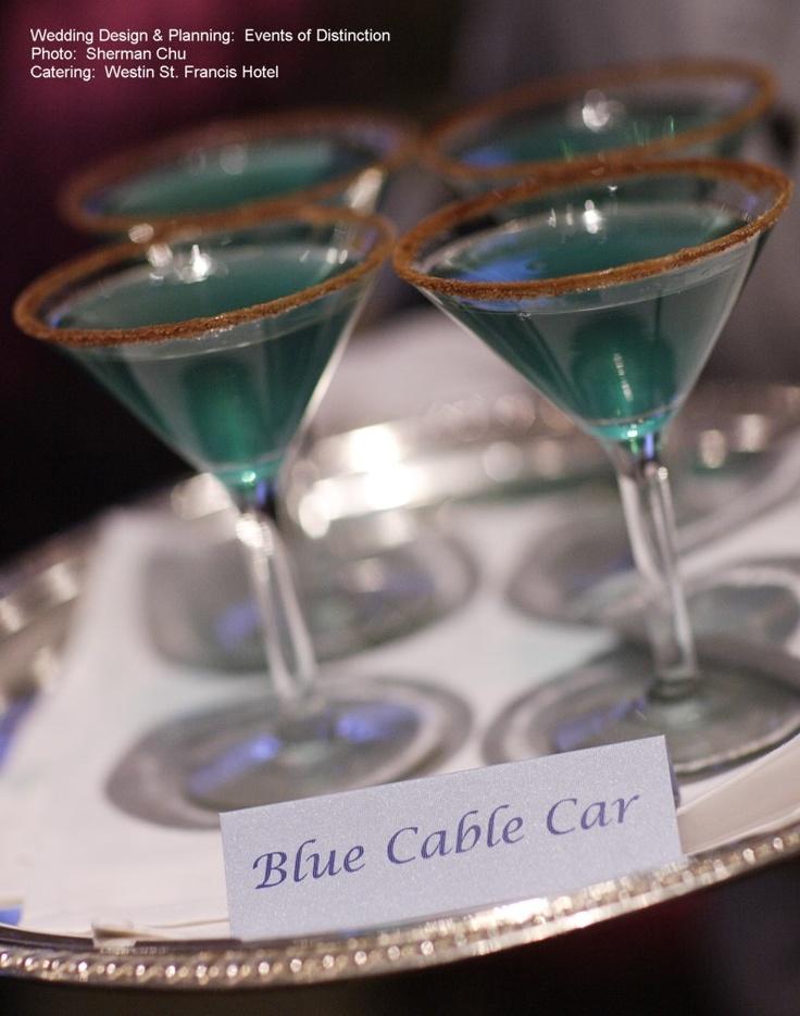 Blue Specialty Drinks