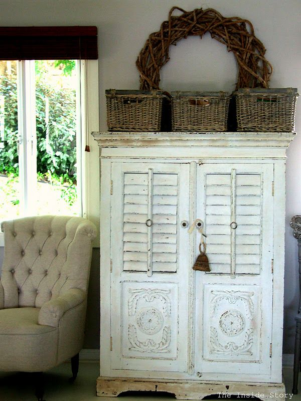 Best 25 country shutters ideas on pinterest rustic - Shutters for decoration interior ...