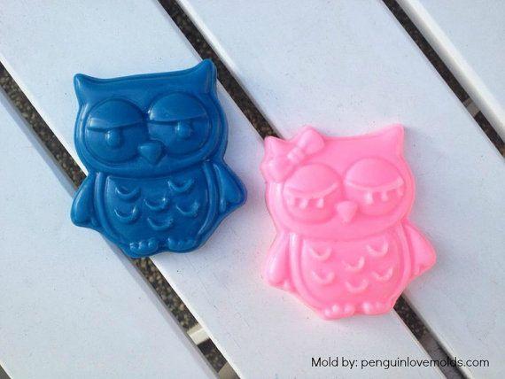 OWL SOAP FAVORS (10 Favors) - Owl Baby Shower Favor, Owl Birthday Favor, Hoot shower, First BIrthday Whooos 1, Soap Favor