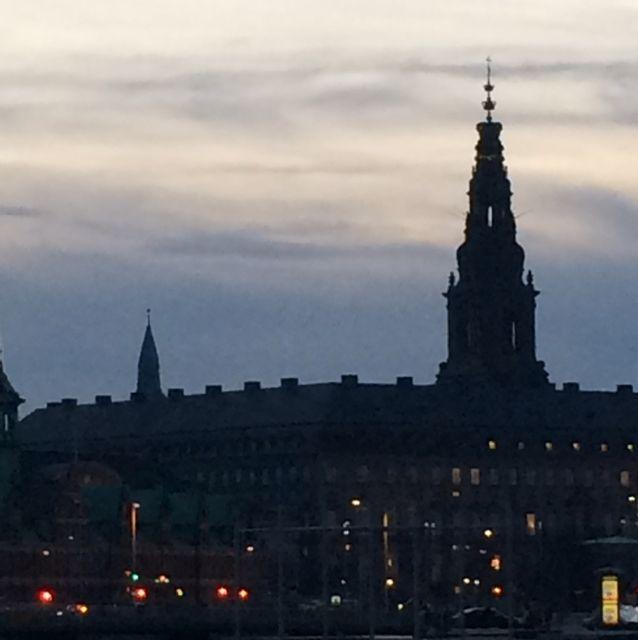 Folketinget i København K, Region Hovedstaden