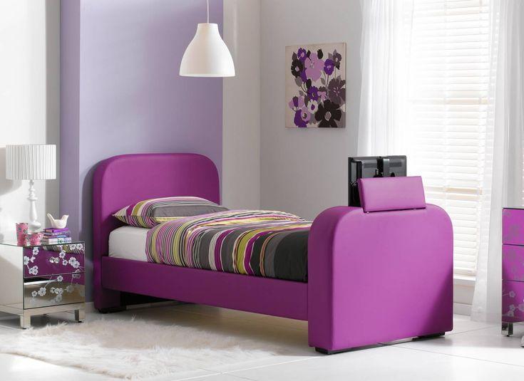 Фиолетовый цвет в интерьере | Ремонт квартиры своими руками