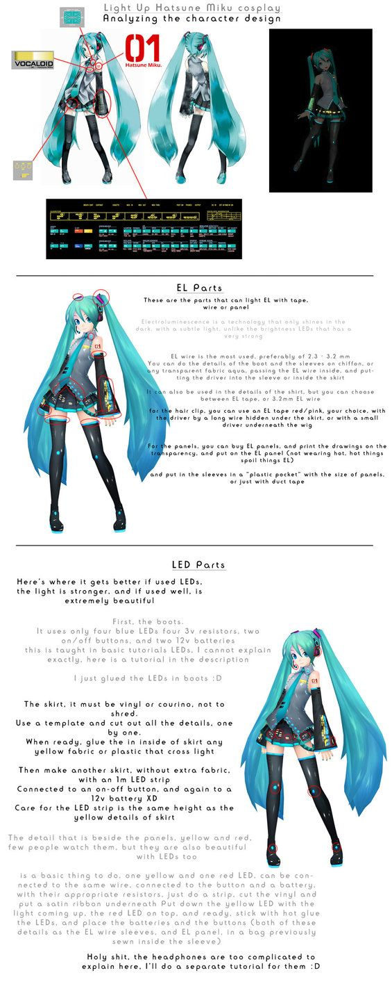 Très 99 best Hatsune Miku Cosplay images on Pinterest | Hatsune miku  PU74