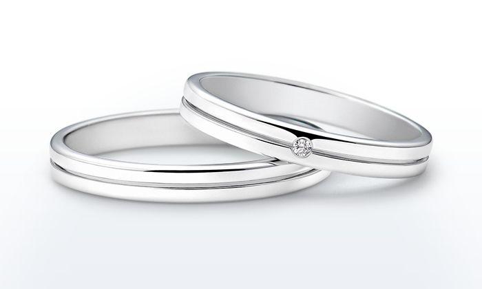 TT01S--K-TT01D--K マリッジリング 婚約指輪・結婚指輪のGINZA TANAKA BRIDAL