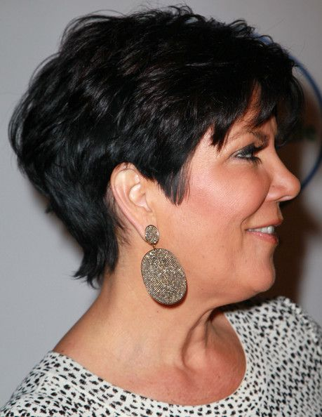 Best 25 kris jenner hairstyles ideas on pinterest kris jenner kris jenner dangling diamond earrings urmus Gallery