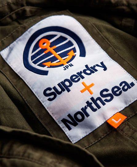 Superdry North Sea Jacket