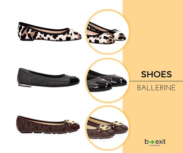Cerchi scarpe ballerine donna? Acquista online su b-exit.com le migliori marche a prezzi super scontati!  1. https://goo.gl/RJUAxM (-50%)  2. https://goo.gl/Vct004 (-40%)  3. https://goo.gl/MMRpa5 (-10%)
