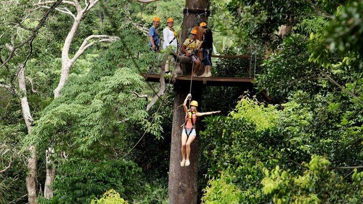 Ziplines Eco-Adventures