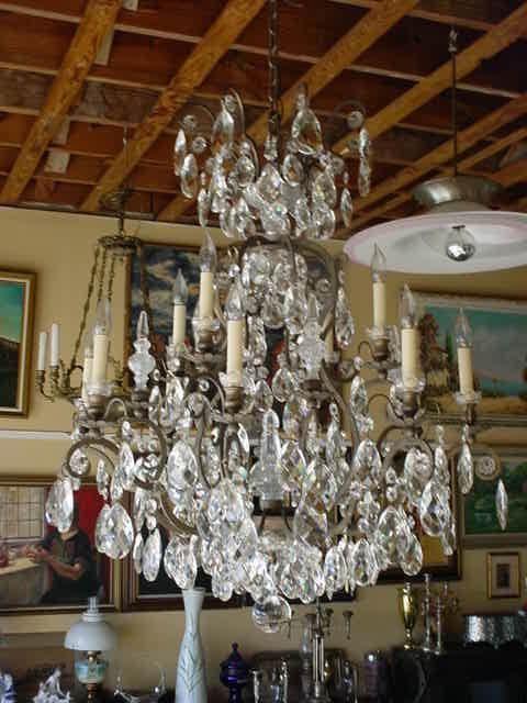 Schonbek Chandelier Renaissance 3772  13 Lights Swarovski Crystals #Schonbek #Contemporary