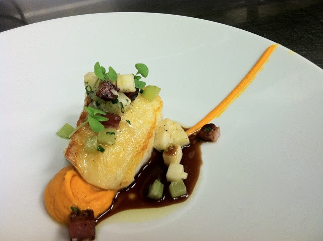 78 best art of plating images on pinterest food design credenzas every chef has their own signature style of presentation so i thought i would share some personal tips on how i typically plate fandeluxe Image collections