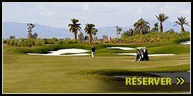 Tarif cours de golf a Marrakech