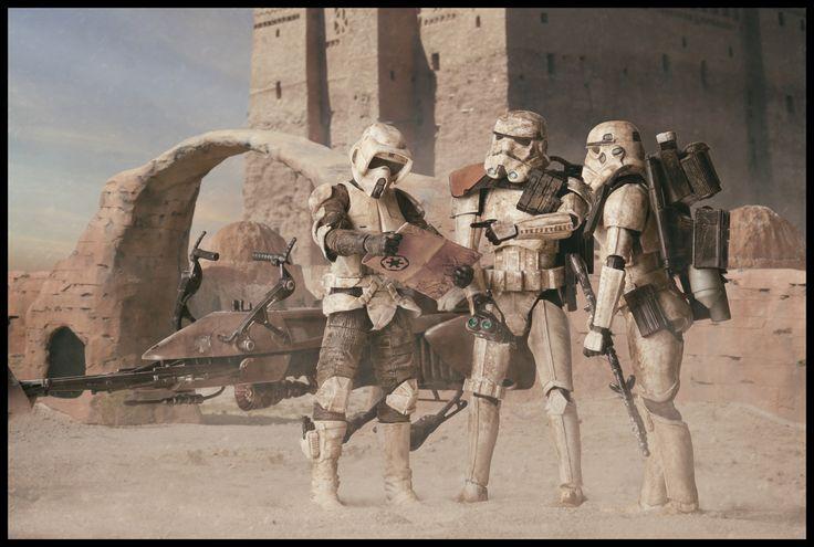 Star Wars Toyphotography Part II, Christian Gruner on ArtStation at https://www.artstation.com/artwork/gBOne