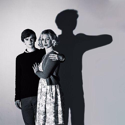 Bates Motel | Freddie Highmore & Vera Farmiga- Norman Bates & Norma Bates