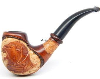Tubo di fumo di tabacco Dragon filtro 9mm di ArtyStore su Etsy