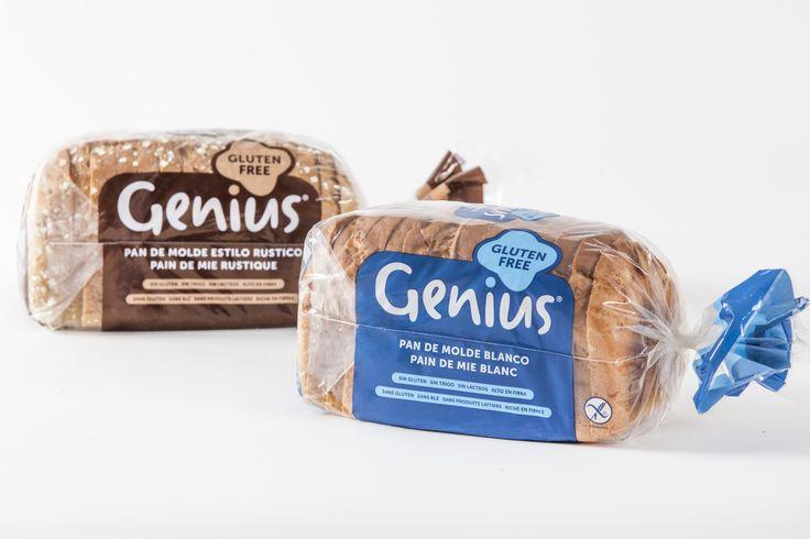 Me pasas el pan... ¿cuál?... el #singluten... ¿blanco o rústico? Ah, pues, los dos ;)