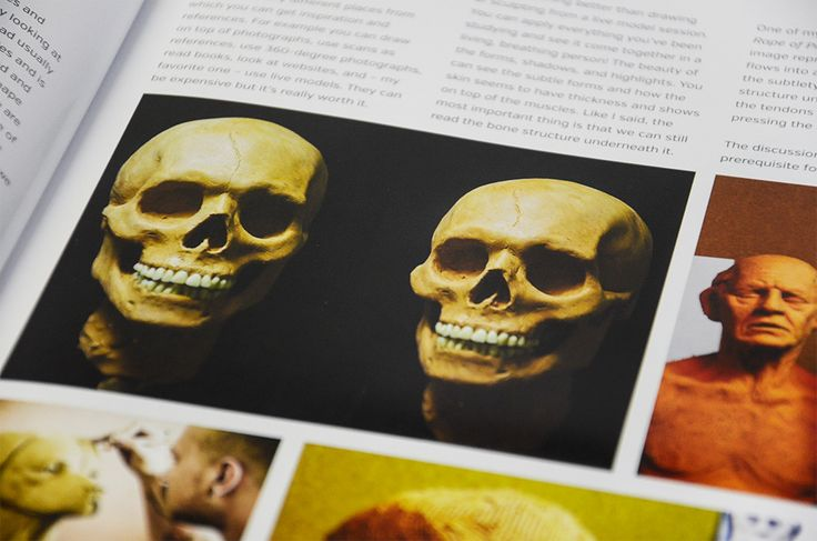 Glauco Longhi provides the insightful and inspiring foreword to Anatomy for 3D Artists #artbook #3Dart
