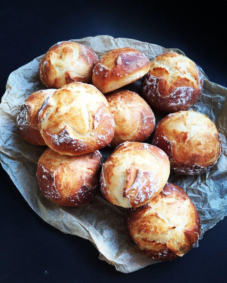 ♥ Rezepte | Brot backen | Bread please Buttermilch Dinkelbrötchen
