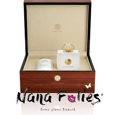 Coffret Parfum Amouage Honour Woman - 278.45€ #amouage #onourwoman #parfum #femme #caeau #magique #luxe #lotioncorps #soin