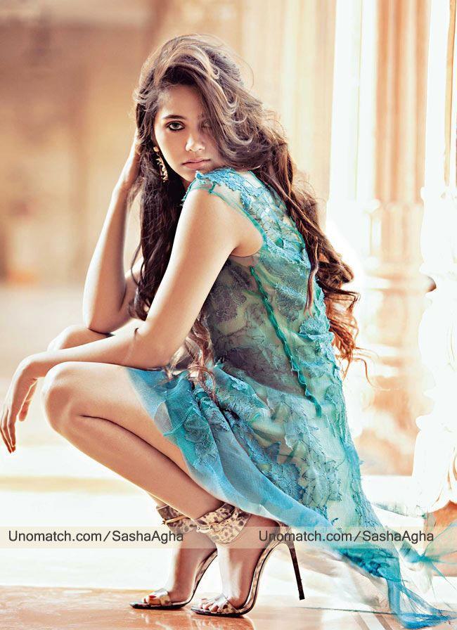 Sasha Agha Is Young Indian Film Actress, Originally Named -8845