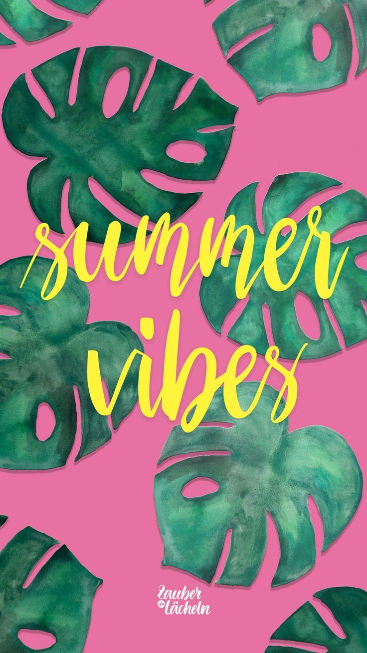 Summer vibes - Kostenfreies Wallpaper für euren PC oder euer Handy zum Herunterladen.