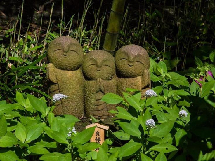 Japanese Garden Gnomes