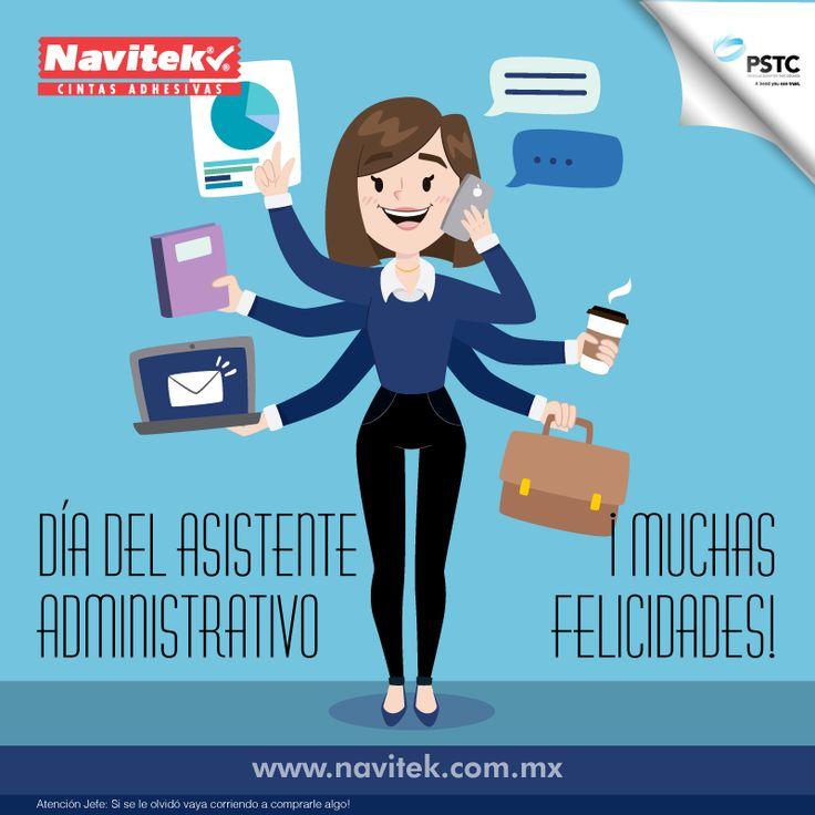 Día del Asistente Administrativo.