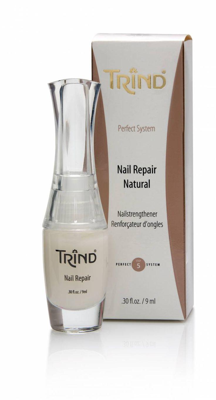 SMALTO TRIND NAIL REPAIR- ADDIO UNGHIE FRAGILI #unghie #fragili #sfaldate #rimedio #cura #trattamento #trattamentounghie #unghie #sane  #forti #trind