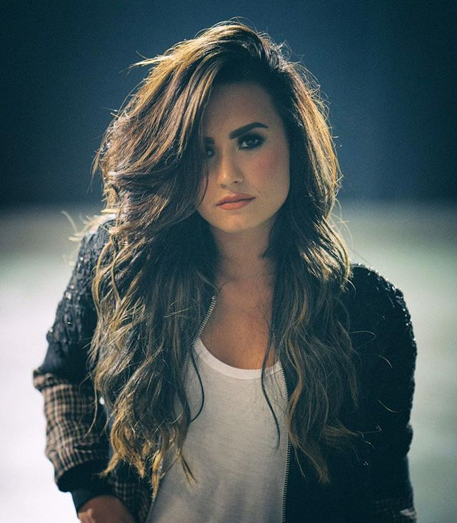 Hair crush Demi Lovato About last night... : mc_shane