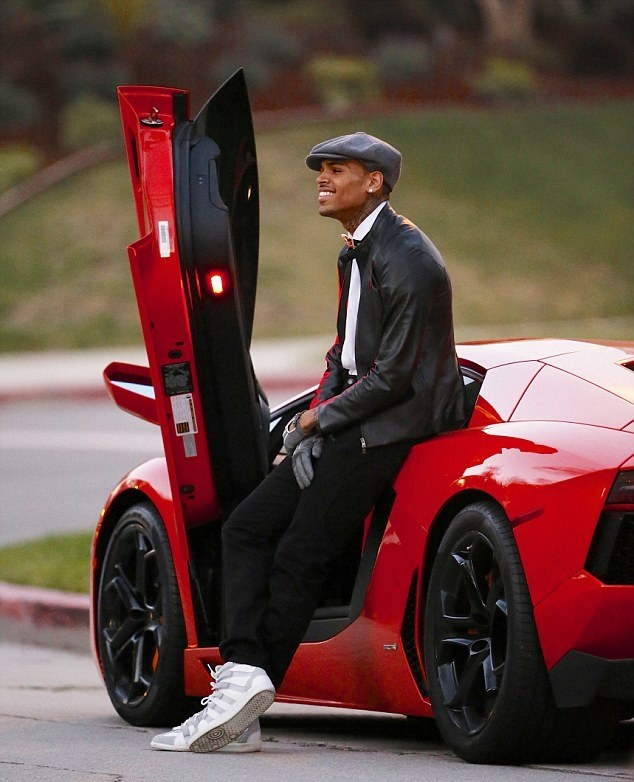 I need this Lamborghini Aventador!! ...with Chris Brown included please! Lol! This is from his Fine China music video! ❤ If you haven't seen it check it out! :D http://www.youtube.com/watch?v=iGs1gODLiSQ