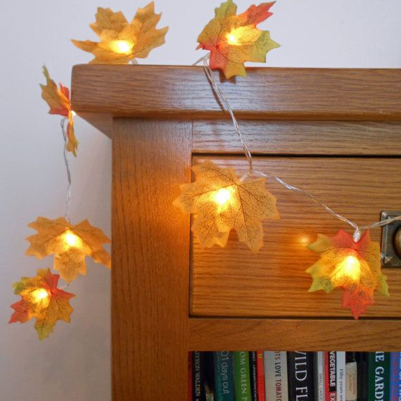 Hey, I found this really awesome Etsy listing at https://www.etsy.com/uk/listing/398878739/mixed-golden-autumn-leaves-fairy-lights