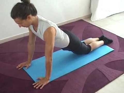 Pilates Revolution débutants 20' - YouTube