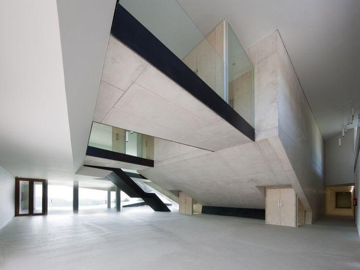 Auditorio Municipal de Teulada | Francisco Mangado. Arquitecto
