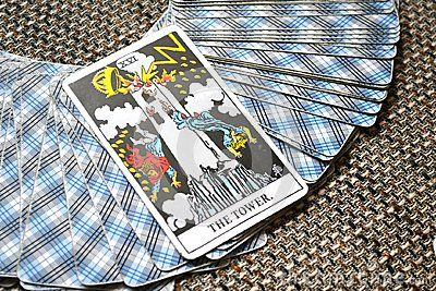 The Tower Card is about sudden and unexpected change upheaval destruction ruin catastrophe release revelation and breaking down of old forms.