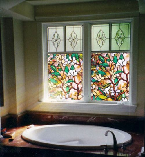 32 Best Stained Glass Window Film Inspiration Images On