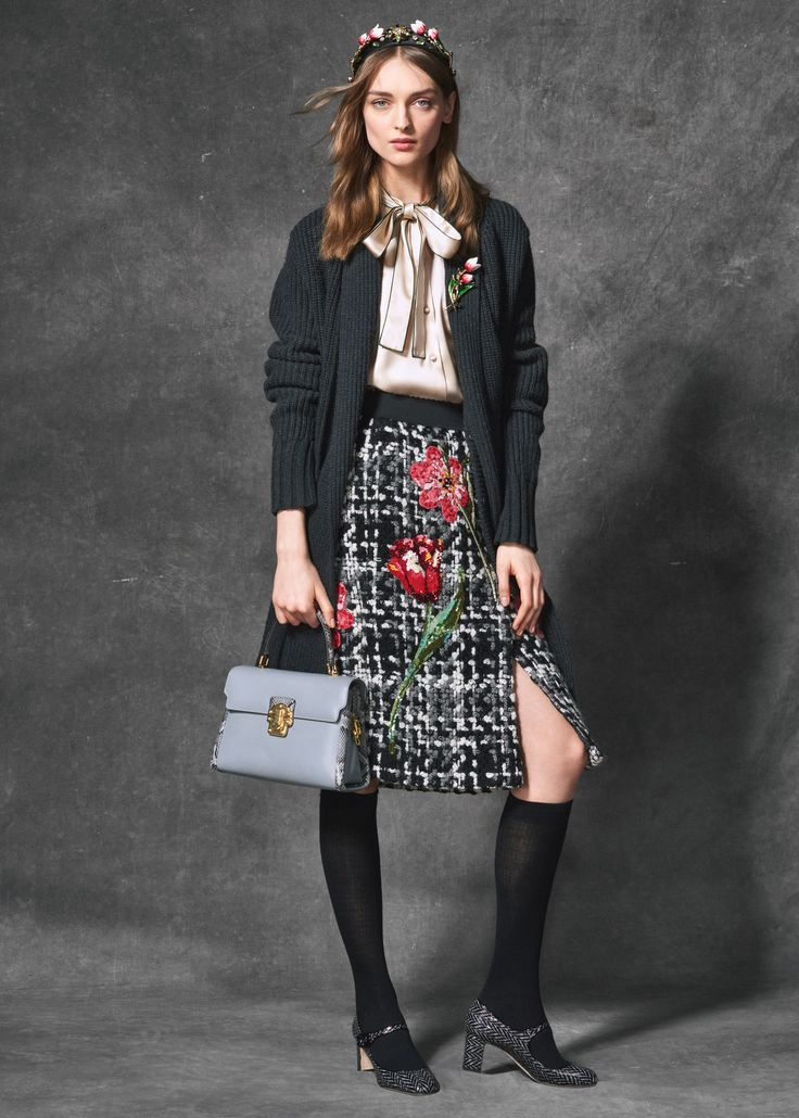 Discover the new Dolce & Gabbana Women's Wonderland Collection for Fall Winter 2016 2017 and get inspired.